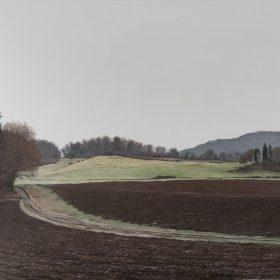 Michael Purtz_Landschaft nahe Lacher See